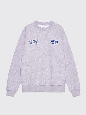 Public Possession Karaoke Tribute Club Sweatshirt Grey