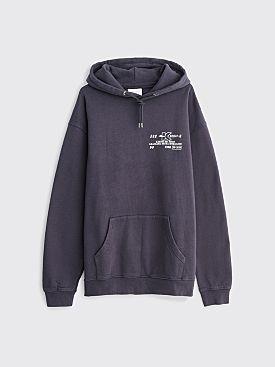 Public Possession Kiroro Ski Resort Hooded Sweatshirt Dark Navy