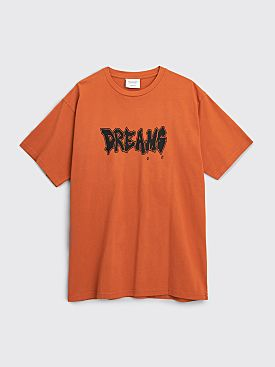 Public Possession Dreams T-shirt Orange