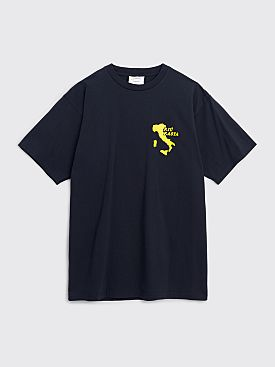 Public Possession Piu Pasta T-shirt Navy