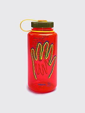 Public Possession Chill Pill Nalgene Bottle Red