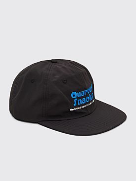 Quartersnacks Data Plan Cap Black