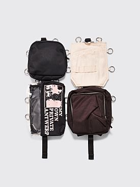 Raf Simons x Eastpak Loop Pocketbag Antwerp