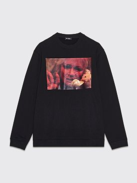 Raf Simons Wild At Heart Sweatshirt Black