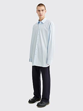 Raf Simons Burning Down The House Oversized Shirt