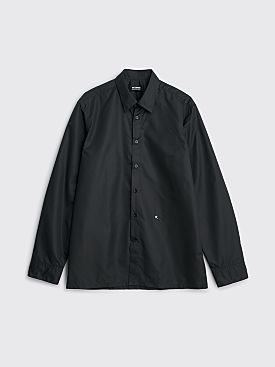 Raf Simons Straight Fit R Shirt Black