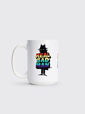Real Bad Man Tall Mug White