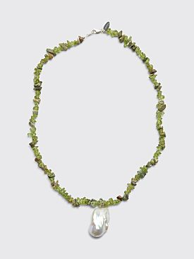 Santangelo Kitano Necklace Green