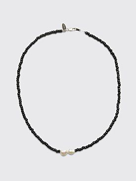 Santangelo Cazh Necklace Black