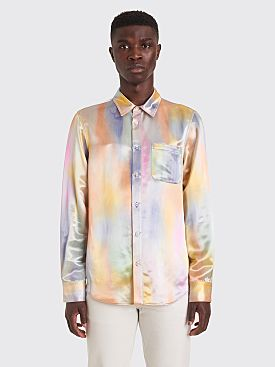 Sies Marjan Sander Printed Satin Shirt Multicolor