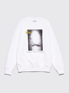 Public Possession Soft Education Sweatshirt White