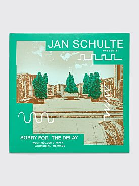 Jan Schulte Presents Sorry For The Delay