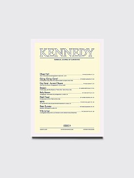 Kennedy Issue 9