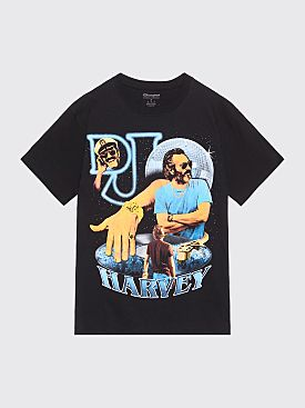 DJ Harvey T-shirt Black