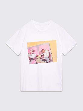 IDEA Philippe Morillon No Photos T-shirt White