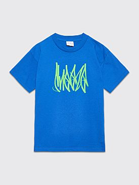 Sneeze Spring T-shirt Blue