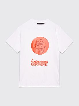 Nine One Seven Trippy T-shirt White