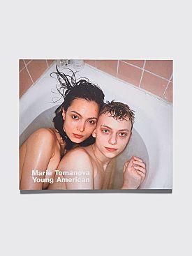 Marie Tomanova Young American
