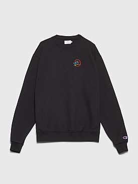 Classic Griptape Tony Champion Crewneck Sweater Black