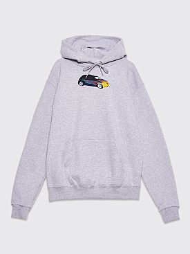 Classic Griptape PT Cruiser Hooded Sweatshirt Grey