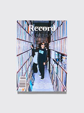 Record Culture Magazine Issue 6