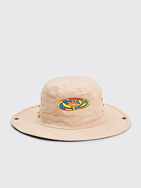 CNY Crusty DVD Sun Hat Beige