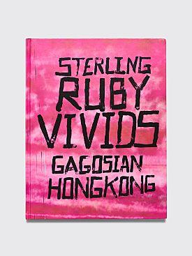 Sterling Ruby Vivids Gagosian Hong Kong Book