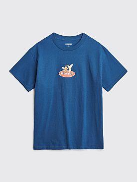 Butter Goods Cherub T-shirt Harbour Blue