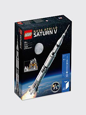 LEGO Ideas Nasa Apollo Saturn V Model