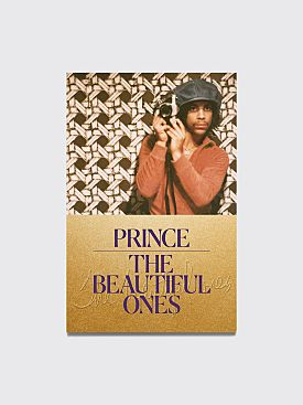 Prince The Beautiful Ones Book