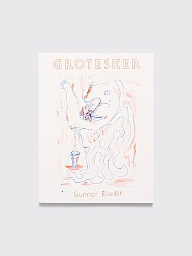 Gunnar Ekelöf Grotesker Book