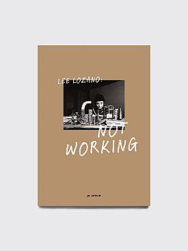 Lee Lozano Not Working