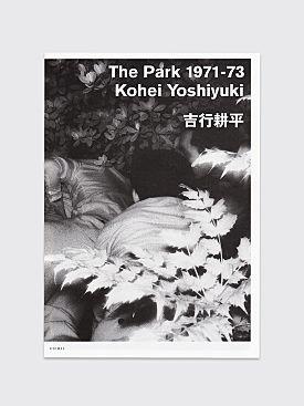 Kohei Yoshiyuki The Park 1971-73