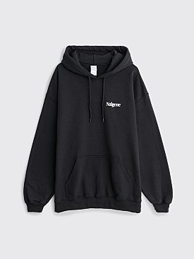 Fraser Croll Nalgene Hooded Sweatshirt Black