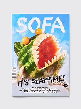 Sofa Issue 04 It's Playtime!