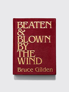 Bruce Gilden Beaten And Blown By The Wind