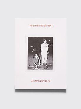 Polaroids 92-95 NY by Ari Marcopoulos