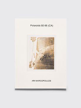 Polaroids 92-95 CA by Ari Marcopoulos
