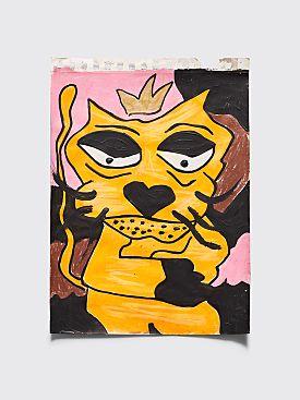 David Stenström Moreau Artwork Cat