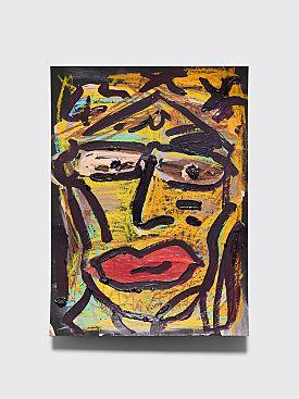 David Stenström Moreau Artwork Face