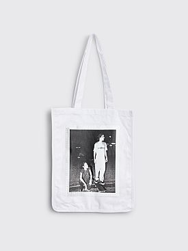 Dashwood Books Ari Marcopoulos Polaroids 92-95 Tote White