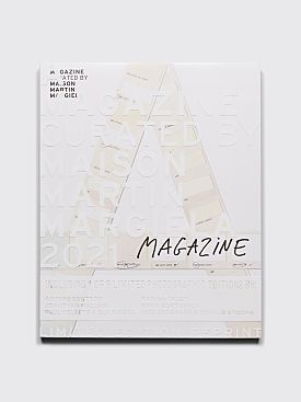 A Magazine Curated By Maison Margiela 2004 Reprint