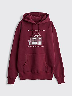 Tydrax 618 by L. Sadler At Home Hoodie Dark Red