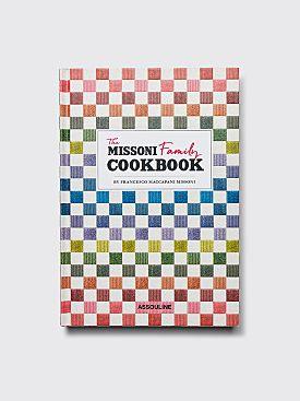 The Missoni Family Cookbook by Francesco Maccapani Missoni