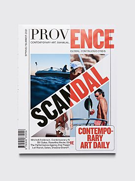 Provence SS21 Scandal Issue