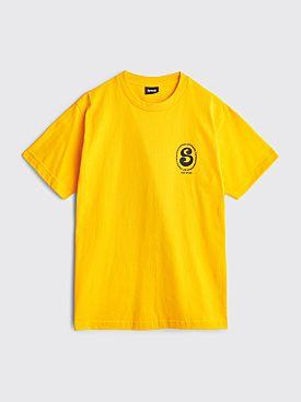 Sporadic Tribe T-shirt Gold