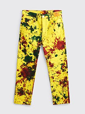 S.R. STUDIO LA. CA. Soto C-Jean Pants Yellow