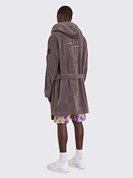 Stone Island Bathrobe Grey
