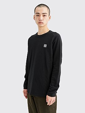 Stone Island Long Sleeve T-shirt Black