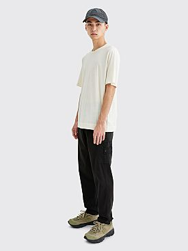 Stone Island Ghost Piece Cargo Pants Black